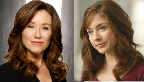 Mary McDonnell look alike
