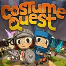 Costume Quest an XBLA game by Double Fine Productions