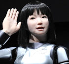 Robots that seem real kinda freak me the hell out!