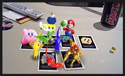 Nintendo 3DS mario samus pikmin link zelda