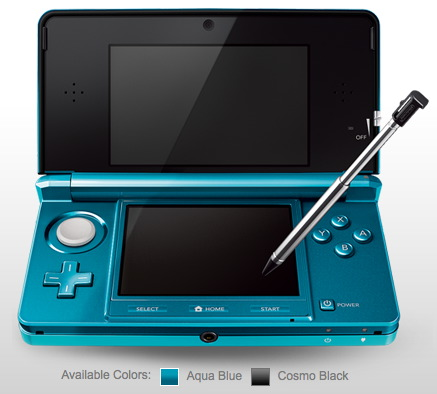 nintendo 3DS handheld console review