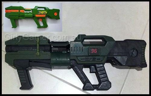 Laser Pulse Rifle Mod Aliens Pulse Rifle