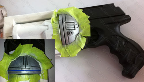 Nerf Maverick R2D2 Nerf mod artoo detoo