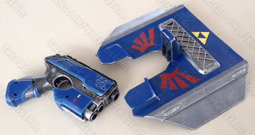 Nerf N Strike Stampede ECS Automatic Blaster with 18 Shot Clip and Shield |  eBay