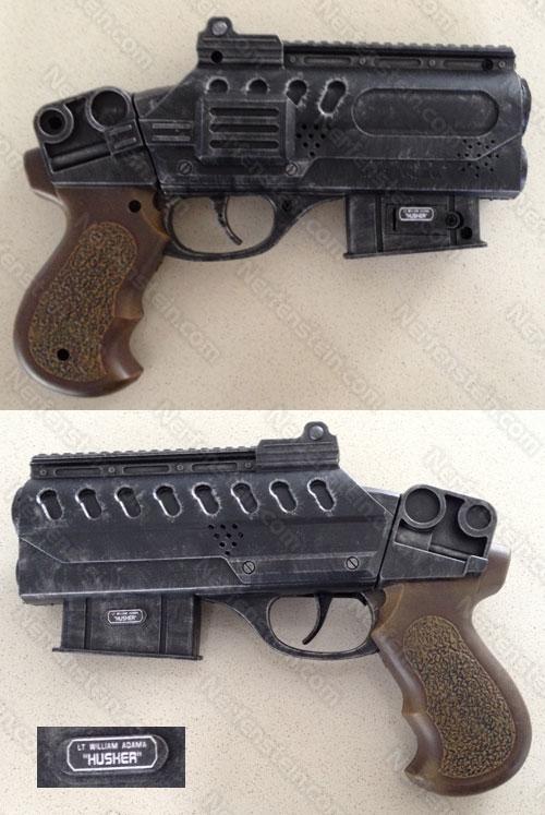 battlestar galactica prop gun pistol mod non nerf