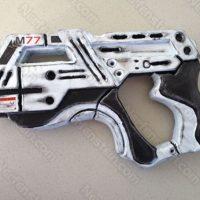 Mass Effect Carnifex turned Paladin pistol foam build