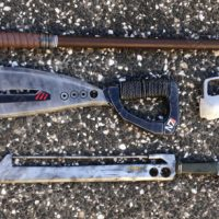 Melee Madness! Gaming guns as melee weapons