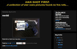 Han Shot First Mav2D2