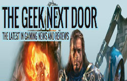 The Geek Next Door interview Feb 2013