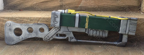 AER9 Fallout Laser Rifle cosplay prop from EVA foam not mdf Nerfenstein foamidable