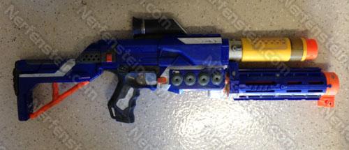 M8 Avenger Nerf mod Mass Effect gun Nerf Retaliator - Parts