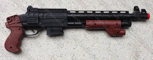 Aliens M41A pulse rifle pistol mod - shotgun shell