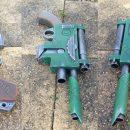 Warhammer 40K Imperial Laspistol scratch built prop gun
