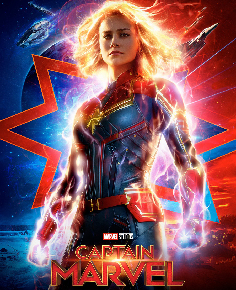 captain marvel movie review girlygamer nerfenstein australian thoughts