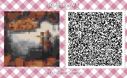 Robinson Crusoe board game boxart Animal Crossing art