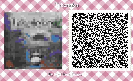 Takenoko Board Game QR Code for Animal Crossing New Horizons