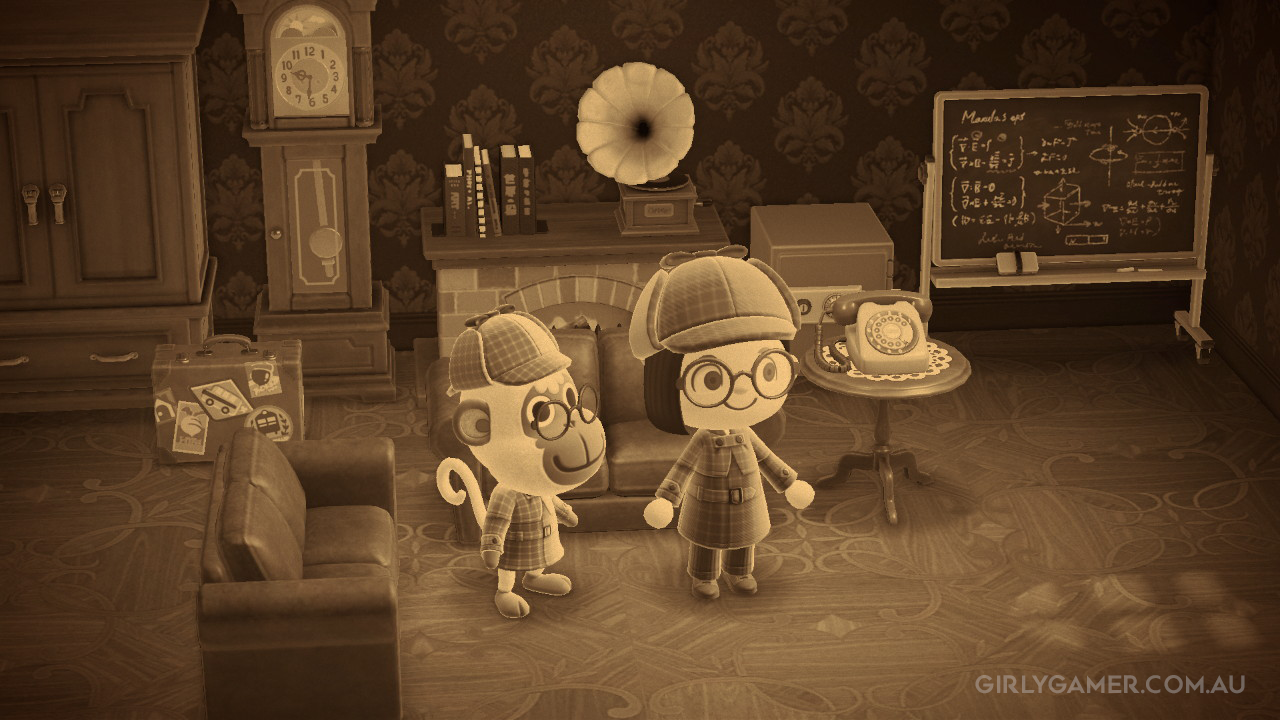 animal crossing new horizons detective agency deli game screenshot nerfenstein