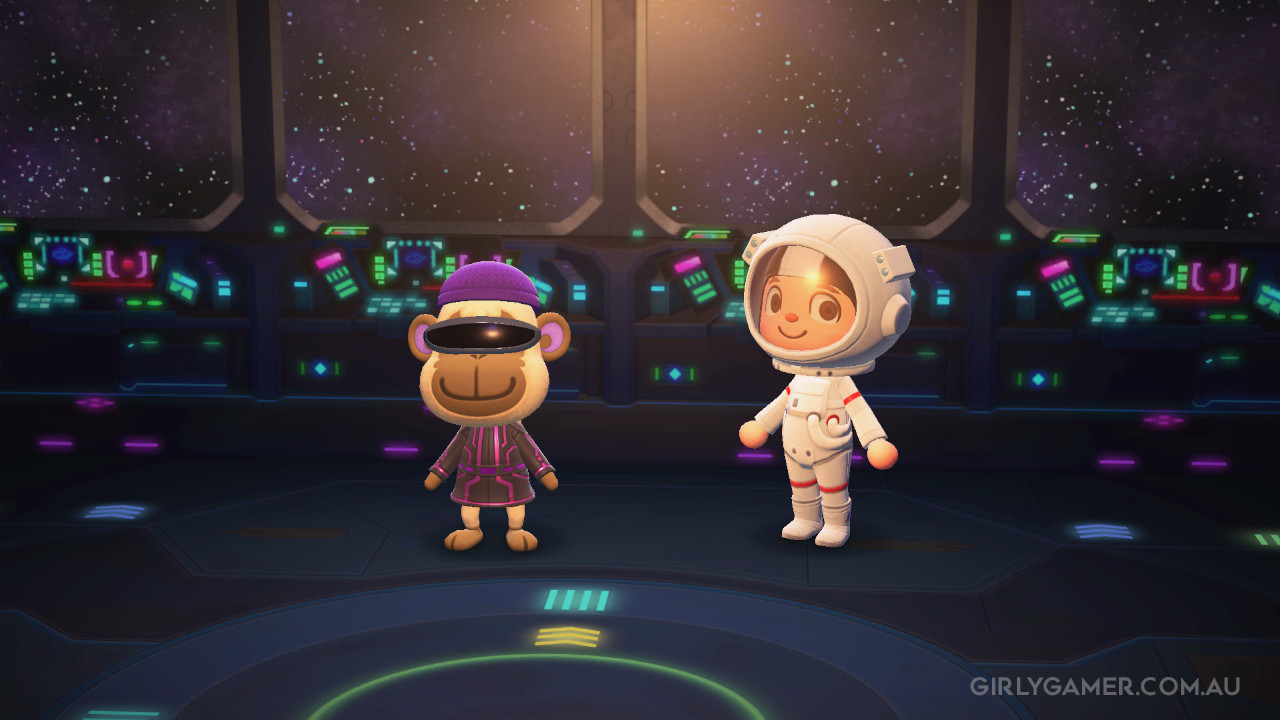 animal crossing new horizons deli in space game screenshot nerfenstein