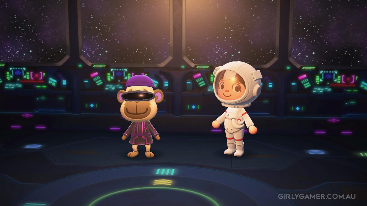 animal crossing new horizons deli in space game screenshot nerfenstein