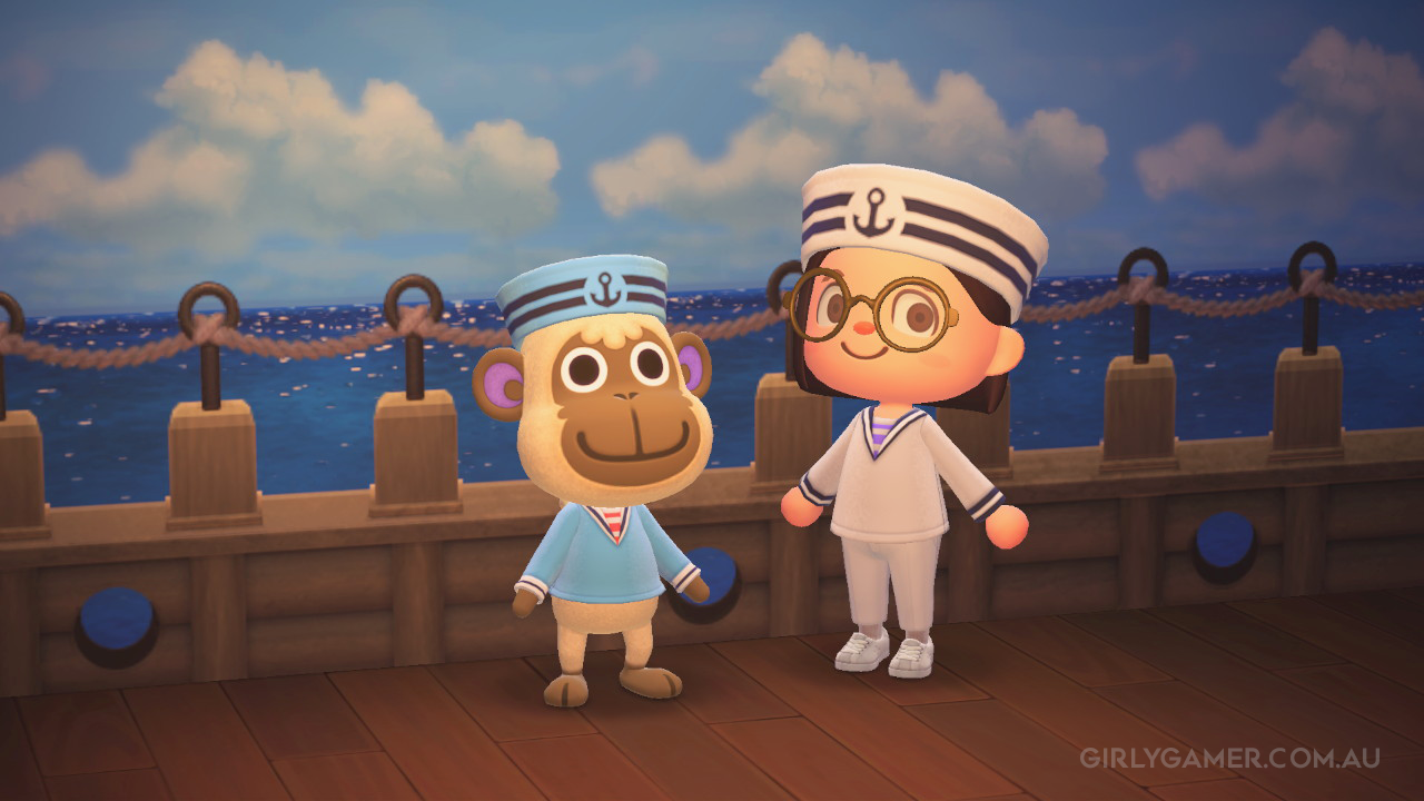 animal crossing new horizons deli in the navy game screenshot nerfenstein