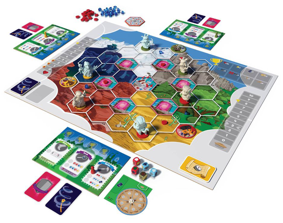 my little scythe board game review by boardgamegran