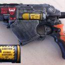 Vortex Proton Nerf mod – Blade Runner blaster homage