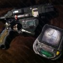 Fallout Nerf Blaster Vortex Proton mod and PIP-PAD prop