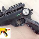Nerf blaster mod recycling – Cthulhu, Fringe and more